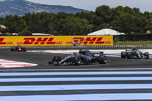 Ergebnis: Formel 1 Le Castellet 2018, Qualifying
