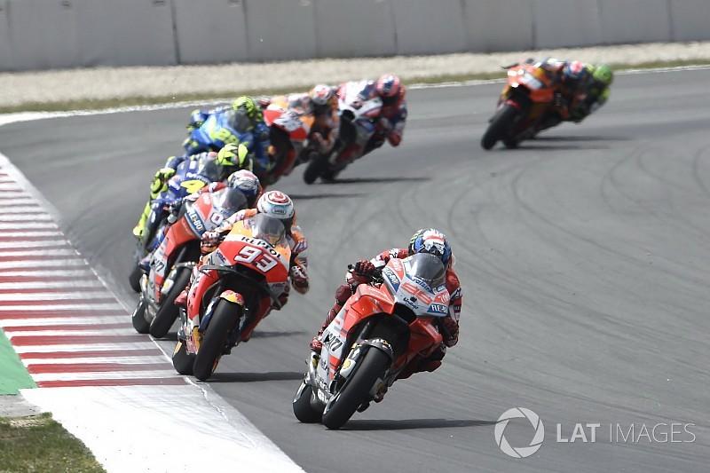 Les plus belles photos de la course du GP de Catalogne