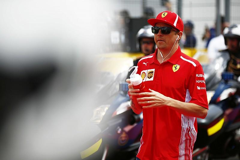 Toyota bietet Kimi Räikkönen WRC-Test an