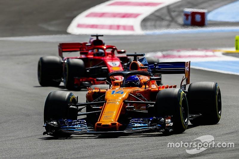 Vettel Vs. Alonso: ez történt közöttük a Francia Nagydíjon