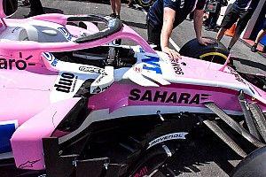 Las últimas novedades técnicas de la F1 en Francia