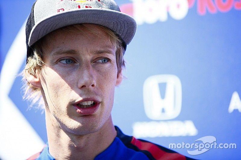 Hartley, sancionado por otro cambio de Honda