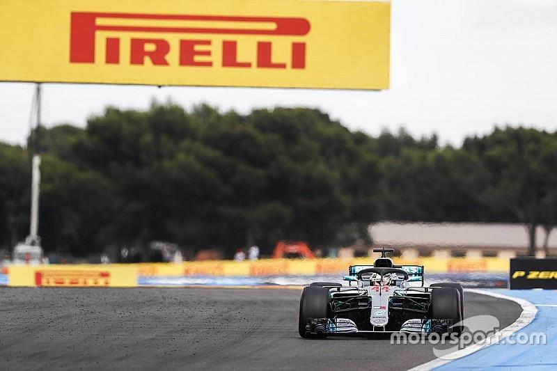 Pirelli annonce les pneus choisis pour le GP de France
