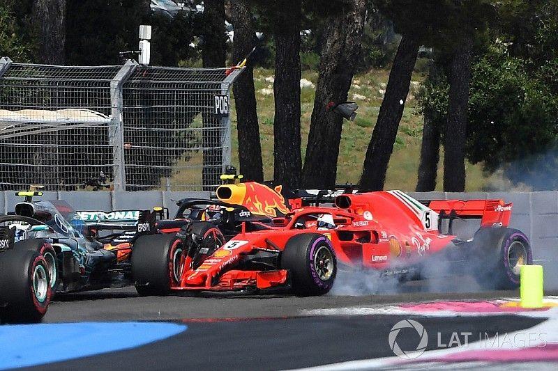 Lauda cree que Vettel merecía un castigo mayor