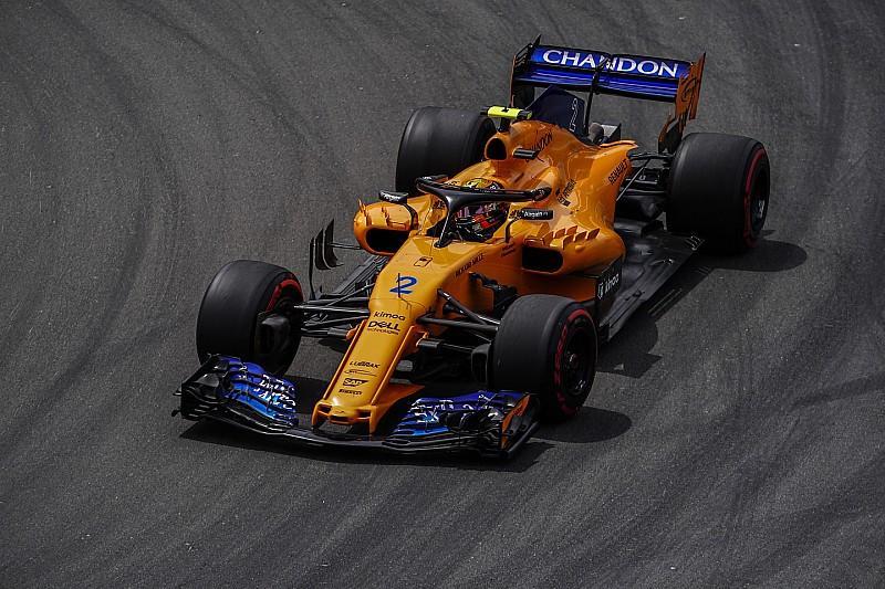 Вандорн: Кажется, год назад шасси McLaren было получше