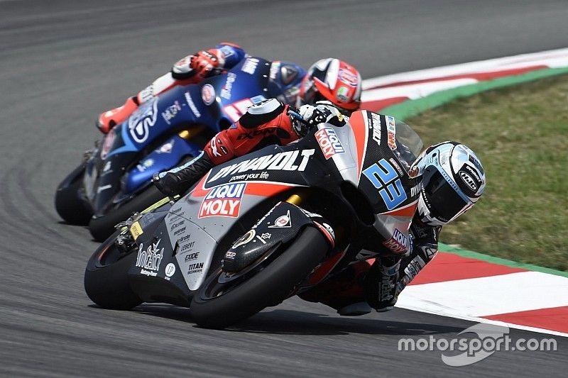 Moto2 Brno: Schrotter begint sterk aan Tsjechisch weekend