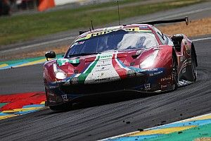 Calado cree que Ferrari pagó un alto precio en Le Mans por su honestidad
