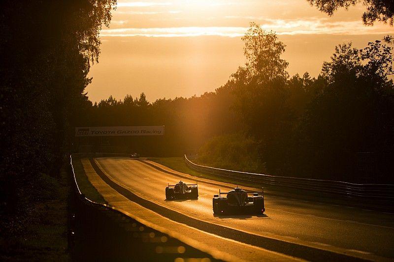 Egy szenzációs képes összeállítás a Le Mans-i 24 órás versenyről