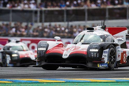 Le Mans, 6° Ora: continua il dominio Toyota. Nakajima è davanti a Lopez. Porsche comanda in GTE