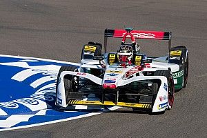 Marrakesh ePrix: Abt leads di Grassi in fog-hit practice