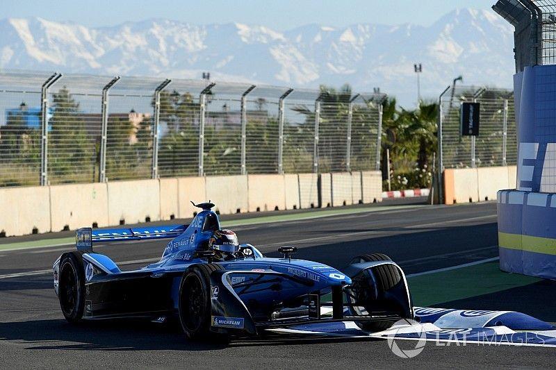 Qualifs - Buemi et Renault e.dams de retour aux affaires