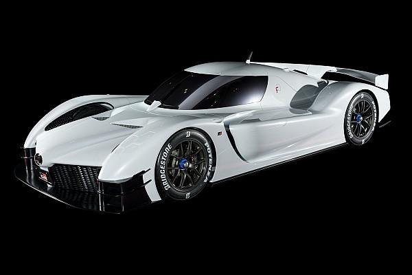 Autó Motorsport.com hírek A WEC inspirálta a Toyota 1000 lóerős koncepcióját