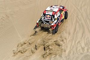 Dakar ステージレポート ダカール3日目:プジョーのリード続くも、トヨタのアル-アティヤが健闘