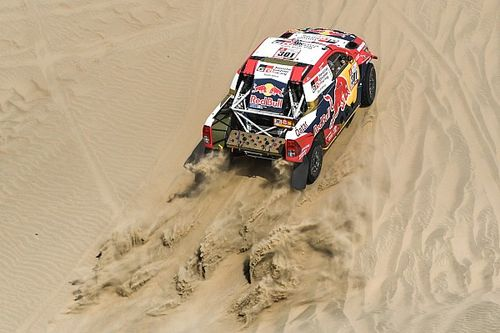 Dakar 2018, Stage 3: Al-Attiyah wins, drama for Hirvonen