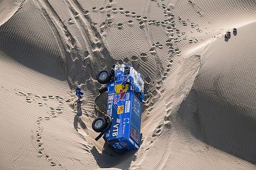 Galéria: képeken a 2018-as Dakar-rali ötödik szakasza