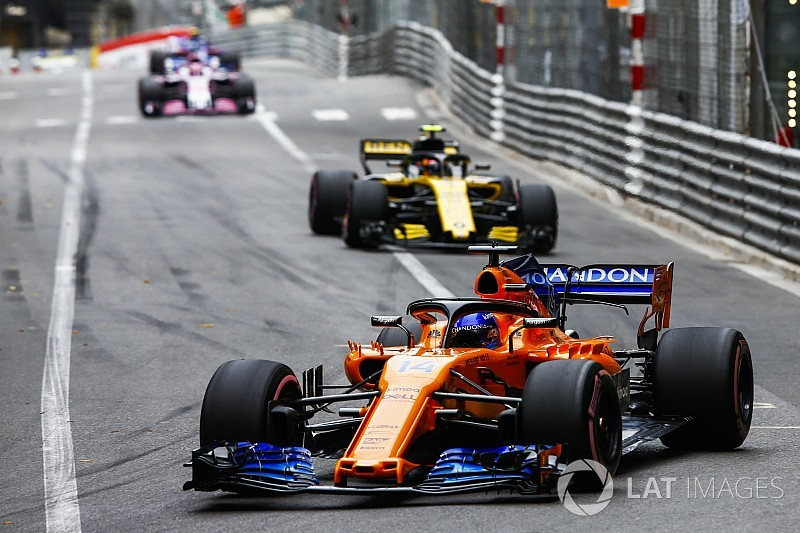 "Alonso says Monaco GP ""the most boring F1 race ever"""