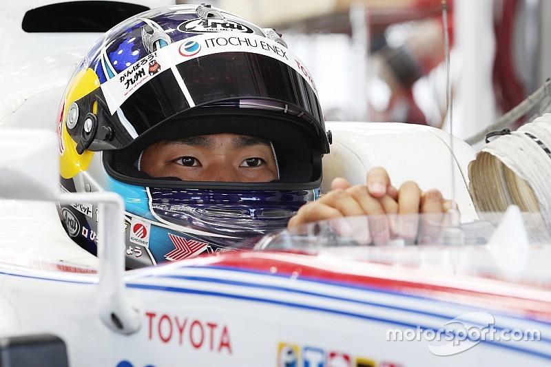 Motegi Super Formula: Hirakawa leads Palou in practice