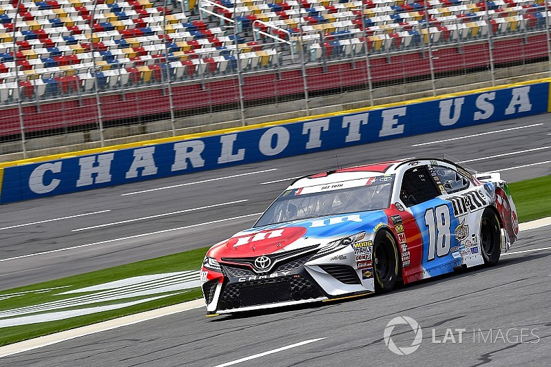 Kyle Busch still searching for elusive first Cup win at Charlotte