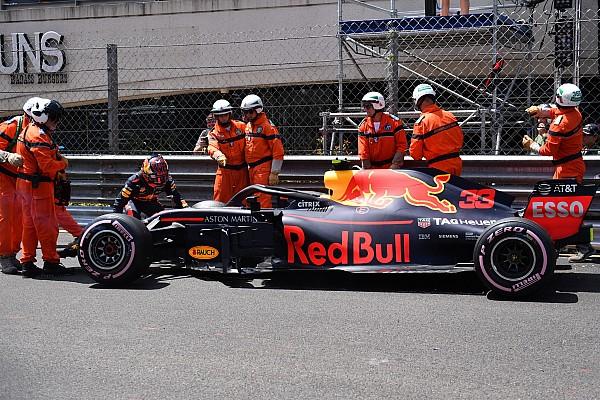 Formule 1 Réactions Verstappen :