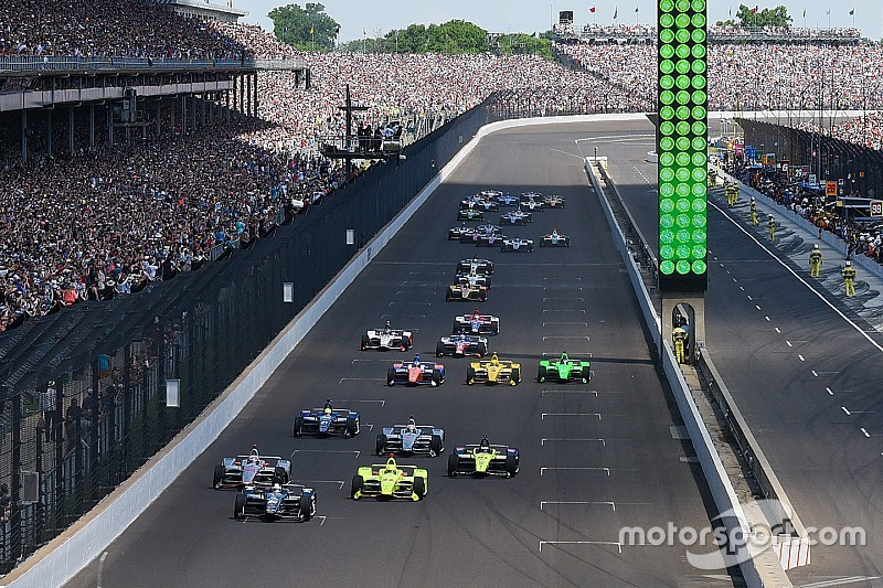 IMS confirma los 36 inscritos para la edición 103 de Indy 500