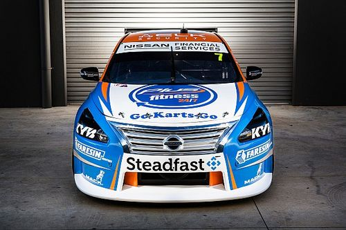 Nissan unveils major backer for new Supercars signing