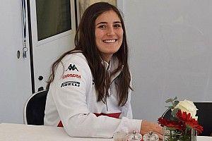 Tatiana Calderon promossa test driver del team Alfa Romeo Sauber