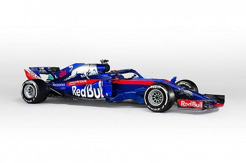 Toro Rosso launches STR13 to complete F1 2018 grid