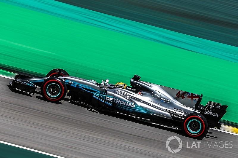Autosport Awards - La Mercedes W08 EQ Power+ voiture de l'année