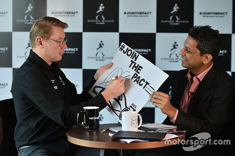 Inside Line F1 Podcast: The Mika Hakkinen Interview