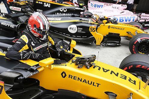 Hülkenberg retrouve le top 10, Renault de la fiabilité