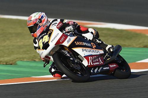Mahindra finishes farewell Moto3 race inside top-20