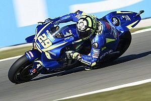 """Iannone: """"Soddisfatto della Suzuki, in gara possiamo essere vicini a Marc"""""""