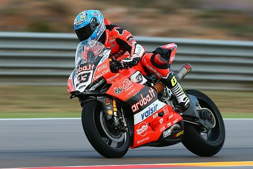 """Aragon, Melandri: """"Ora la moto è molto più stabile"""""""