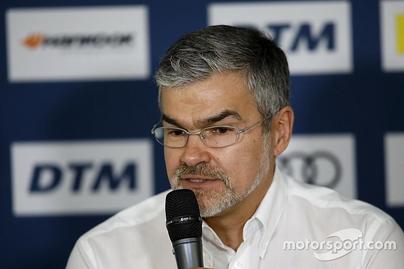 """Dieter Gass: """"Espero 16 coches como mínimo el año que viene"""""""