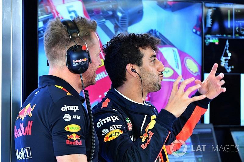 Red Bull: Deshalb zeigte Daniel Ricciardo den Stinkefinger
