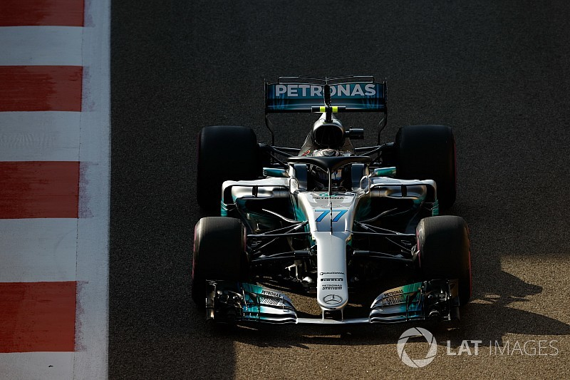 Video: Bottas says Halo didn't hinder him in race simulation