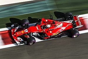 Test Abu Dhabi, Day 2, ore 12: Vettel detta il passo, Vandoorne sbatte