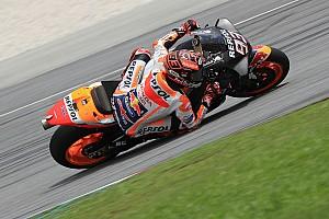 MotoGP Ultime notizie Marquez è convinto di avere la miglior Honda degli ultimi anni