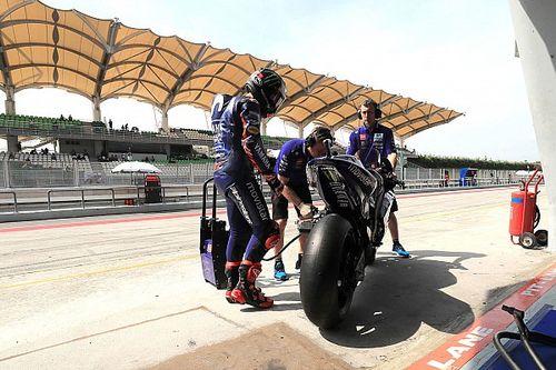 Скорость в третий день тестов озадачила Yamaha