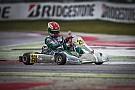 Kart Vidales arrasa en las clasificatorias de la WSK Super Masters Series