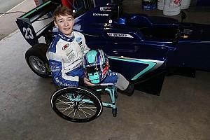 Монгер и Смоляр впервые примут участие в тестах Формулы 3