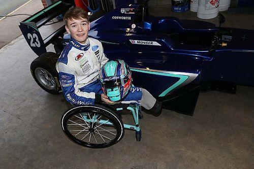 """Monger: """"Mi sueño de llegar a la F1 no debe cambiar porque yo cambié"""""""