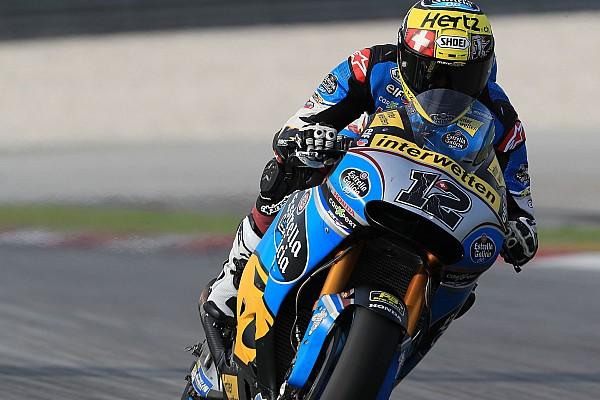 Tom Lüthi nach MotoGP-Debüt: