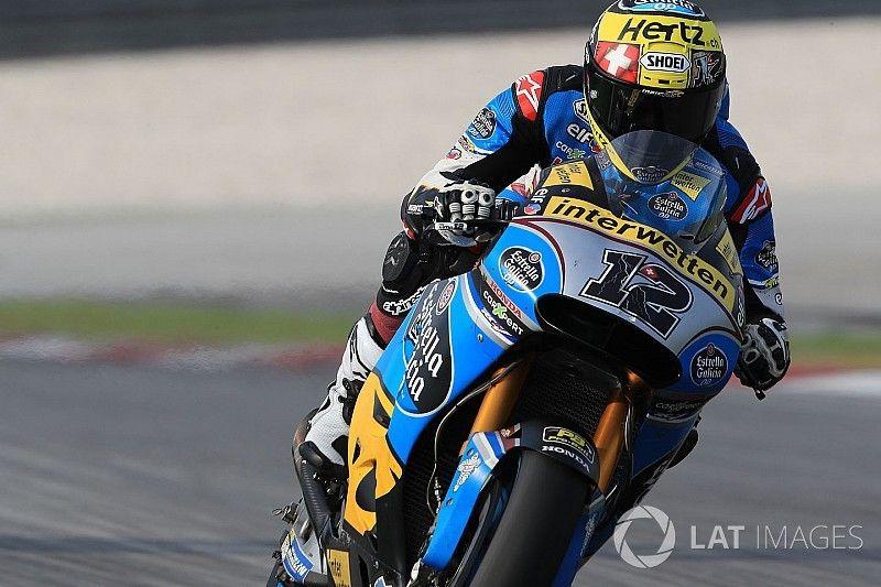 """Lüthi na eerste MotoGP-test: """"Moet nog veel leren"""""""