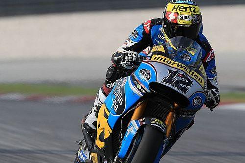 """Lüthis erster MotoGP-Crash: """"Weiß jetzt, wie es sich anfühlt"""""""