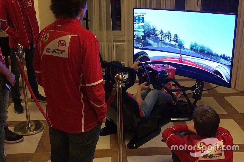 Así prepara Ferrari a sus futuras estrellas