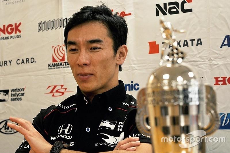 佐藤琢磨、最初のテストを終え開幕に期待「チャンピオンを狙っていく」