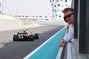 Rosberg: 2017'nin son yarışlarında Bottas hızlanmadı, Hamilton yavaşladı