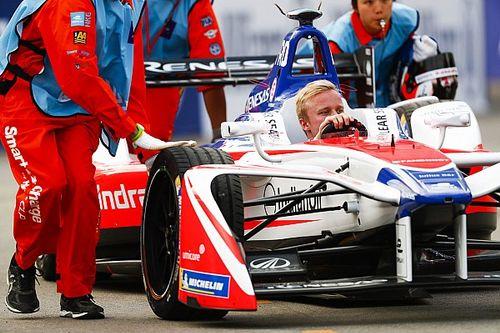 Formula E: Rosenqvist nyerte a második időmérőt Hong Kongban
