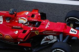 Formel 1 Testbericht Vettel fährt Bestzeit am letzten Testtag der Formel-1-Saison 2017